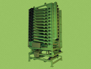 Soybean Belt Sorter